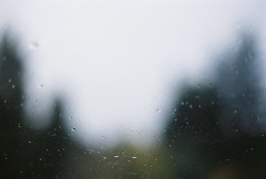 Drops (Geecy) Tags: usa film rain vintage nikon pacificnorthwest raindrops windshield pnw fa nikonfa