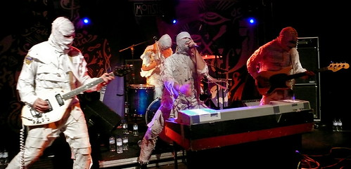 The Mummies