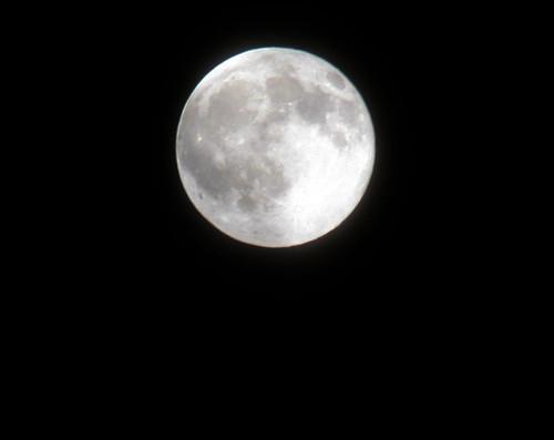 November Blue Moon
