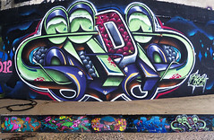 Zade (COLOR IMPOSIBLE CREW) Tags: chile west graffiti crew 012 2010 sirk reaca viadelmar bops zade jkr fros blackblock heavyweigth