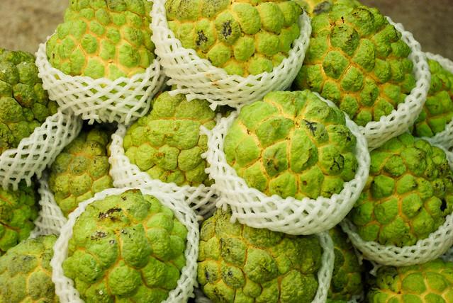 Shi Jia - Buddha Head Fruit