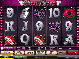 Cherry Love slot game online review