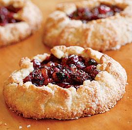 cranberry-tarts