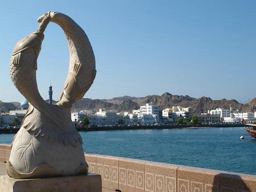 The Corniche Muttrah
