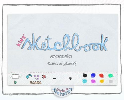 sketchbookKids