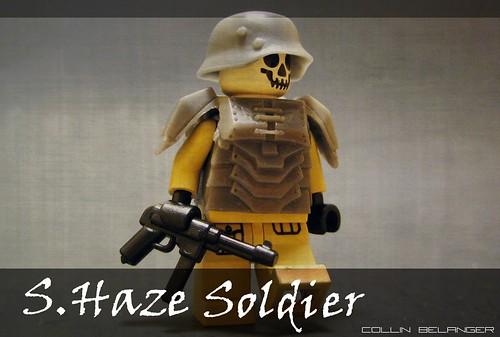 S.Haze Soldier