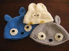 Totoro Beanies