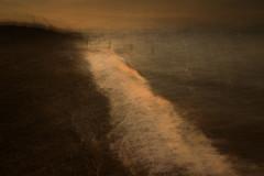 cf22 - coast 2 (chrisfriel) Tags: uk sea beach coast kent wave chrisfriel intentionalcameramovement