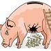 cartoon fiscale ongelijkheid door Karlos