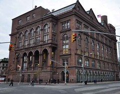 Cooper Union Foundation Building.
