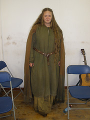 "My third (and final) ""last day"" on Camelot - costume #10"