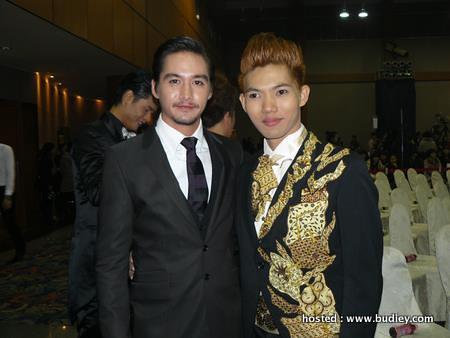 Ananda Mathew Everingham (Pelakon Opular Thailand)&Amp; Dior