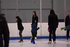 Patterson Ice Arena Qiqi Lourdie January 29, 20115 (stevendepolo) Tags: ice skating arena skate patterson grandrapids qiqi