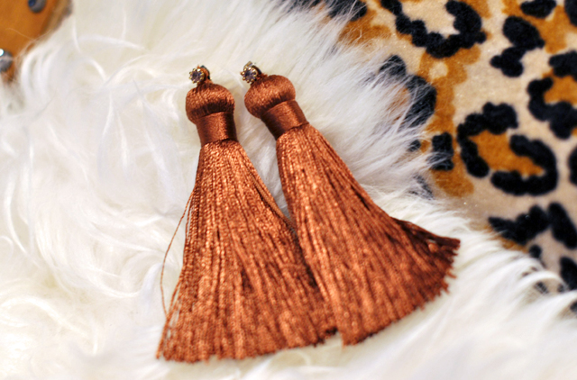tassel earrings, DIY tassel earrings, DSC_0128