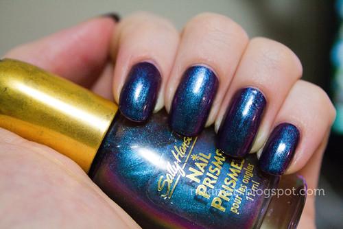 Sally Hansen Turquoise Opal 4