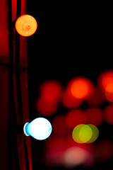 Bulps (miiiks) Tags: lighting light festival dark lights dof bokeh chinesenewyear bulp theyearoftherabbit