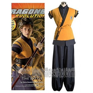 Dragon Ball Movie Goku Cosplay Costume | Flickr - Photo Sharing!