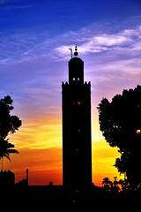 Mezquita Koutoubia 30 34582 (javier1949) Tags: atardecer unesco marrakech mezquita puestadesol marruecos giralda koutoubia patrimoniomundial patrimoniodelahumanidad sigloxii almohade abdalmumin laciudadroja mezquitadeloslibreros