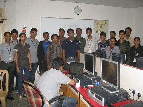 Group photo@Stage II Programming Contest
