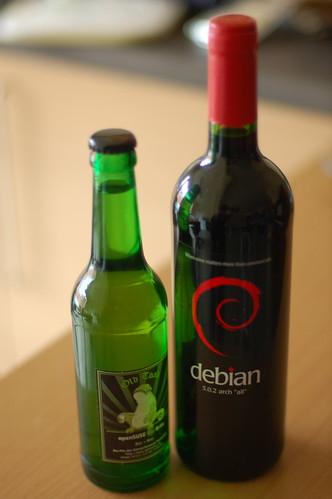 Debian Wine or OpenSUSE beer?