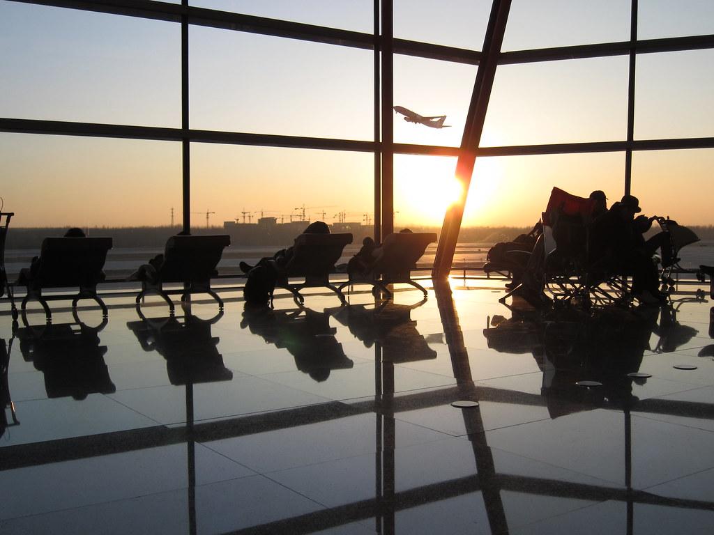 Beijing International Airport Terminal