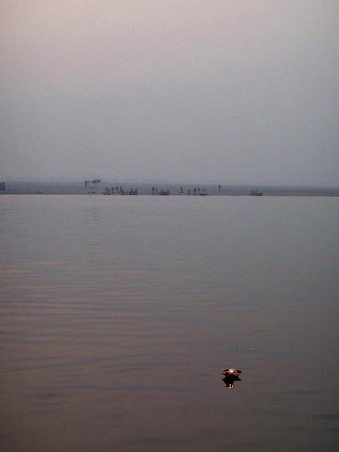 恆河日出 गङ्गा Ganga Rriver