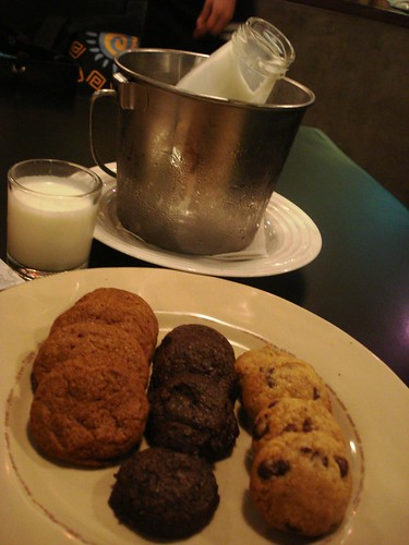 borough milk and cookies