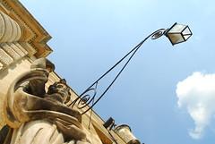 Castello del Catajo (Michi (Friuli)) Tags: photo italia foto castello antico lampione vecchio scultura veneto battagliaterme catajo