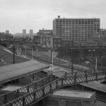 Manors Station, Newcastle upon Tyne, 1972