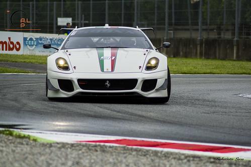 "Ferrari 599XX n°91 • <a style=""font-size:0.8em;"" href=""http://www.flickr.com/photos/144994865@N06/35221016070/"" target=""_blank"">View on Flickr</a>"