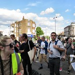 Anti-HDV march passes Gladstone Avenue thumbnail
