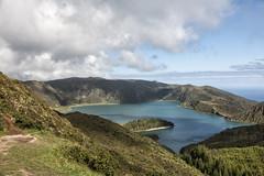 Azorerne 2017 -  Miradouro do Pico da Barrosa EN5-2A 24 Lagoa do Fogo (Walter Johannesen) Tags: azorerne azores ferie holyday rejse travel