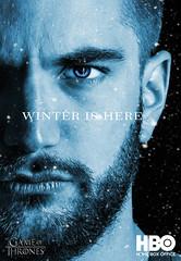 WINTER IS HERE (DariusAqua) Tags: game of thrones hbo juego de tronos hodor dragón