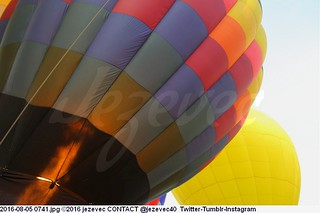 2016-08-05 0741 2016 Indiana State Fair Hot Air Balloons