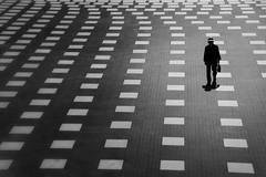 Video game reality (Mark Fearnley Photography) Tags: mood light pattern silhouette nikond7100 nikon digitalart fineart traveltheworld travel asia tokyo japan art monochrome mono bw bnw blackwhite