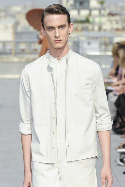 Elias Cafmeyer3025_SS11_Paris_Christophe Lemaire Haute Couture(lizzylily@mh)