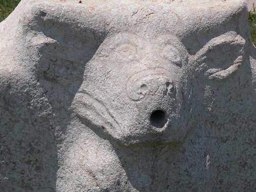 DSCN0826 Fontaine hittite, 1450-1200 av. J.-C. (détail)