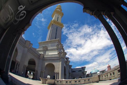 Kuala Lumpur Federal Mosque Minaret (Menara Masjid Wilayah Persekutuan Kuala Lumpur)