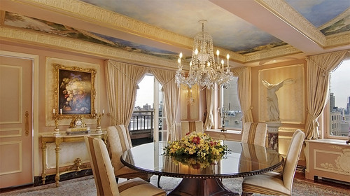 Rush Limbaugh's Dining Room