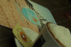 Stadtstrand (Axel Ku.) Tags: café germany bayern deutschland bavaria kaffee franken würzburg zucker lavazza milchschaum frankonia getränkekarte unterfranken stadtstrand vintagecolors canoneos50d sigma28200mmf3556dgmacro stadtstrandwürzburg