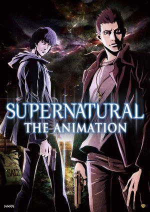 100727(2) - 改編自同名美國影集的科幻恐怖日本動畫版《Supernatural 超自然檔案》第一張宣傳海報出爐!