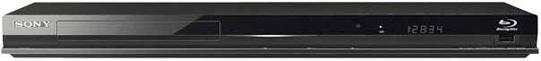 Sony BDP 370 Blu-ray Player