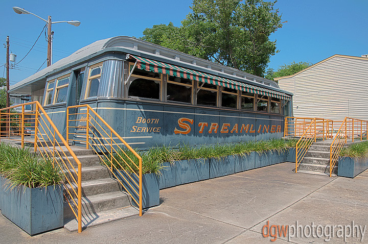 Streamliner Diner - Savannah, GA