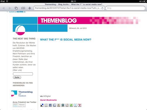 Themenblog