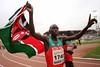 The 2010 17th African Senior Athletics Championships