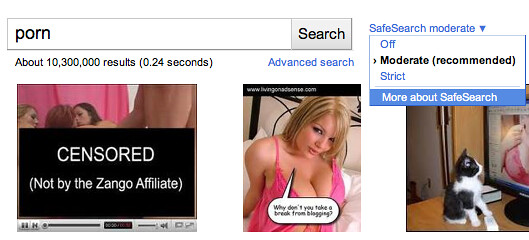Report Images on New Google Images