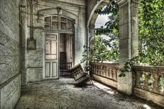 Abandoned Balcony