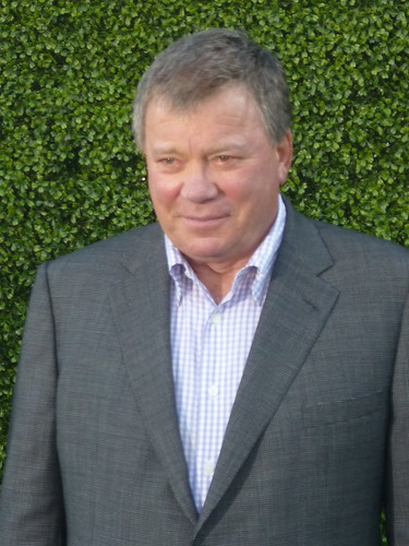 William Shatner by you.