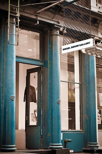 Diesel Denim Gallery - NY. Visited here before? View or leave a comment …