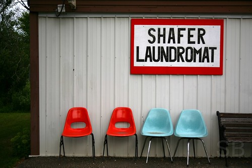 Shafer Laundromat Chairs